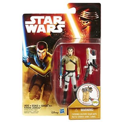Star Wars The Force Awakens 3.75-Inch Figure Desert Mission Wave 2 Kanan Jarrus
