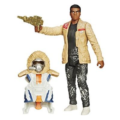 Star Wars The Force Awakens 3.75-Inch Figure Snow Mission Armor Finn (Starkiller Base)