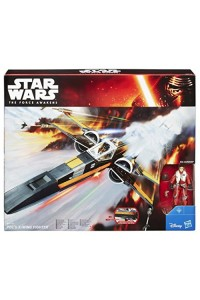 Star Wars: The Force Awakens Vehicle Poe Dameron's X-Wing