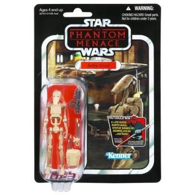 Star Wars the Phantom Menace the Vintage Collection Battle Droid Figure