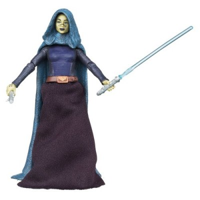Star Wars The Vintage Colllection Action Figure VC51 Barriss Offee (Jedi Padawan) 3.75 Inch
