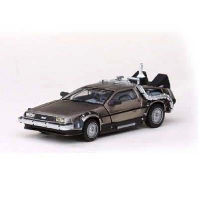 Back to The Future Part II Delorean 1/43