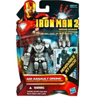 Iron Man 2 Movie Figure Air Assault Drone #17