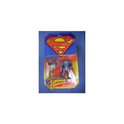 Superman Man of Steel Steel Aka John Henry Irons with Pounding Hammer Blows