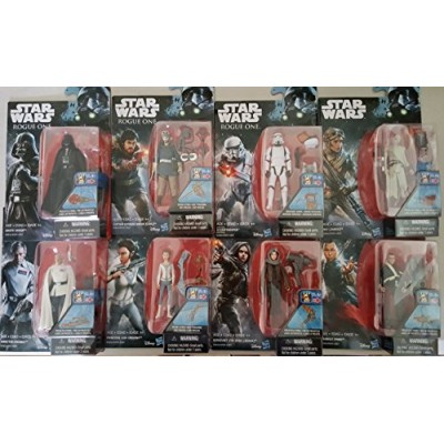 Star Wars Rogue One Figures 2016 Wave 2 Set of 8