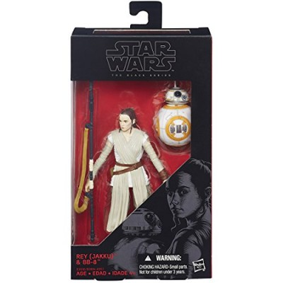 Star Wars black series 6 inches figure skating lei & BB-8
