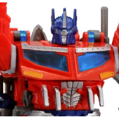 Transformers Go!! G11 Hunter Optimus Prime Figure Takara Tomy Japan