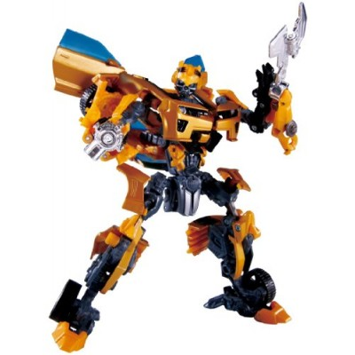 Transformers Movie Ad08 Battle Blade Bumblebee