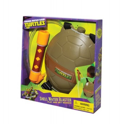 Little Kids Teenage Mutant Ninja Turtles Shell Water Blaster