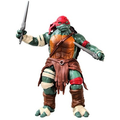 "Teenage Mutant Ninja Turtle Movie 11"" Raphael Figure"
