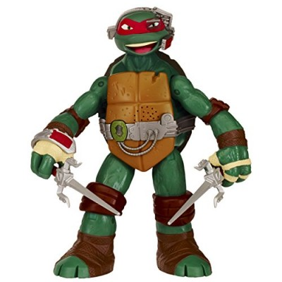 "Teenage Mutant Ninja Turtles 11"" Raphael Infrared Talking Turtles Figure"