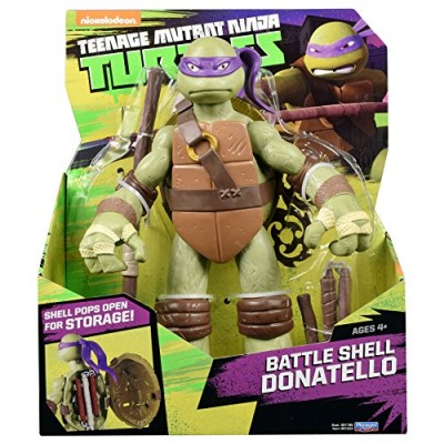 Teenage Mutant Ninja Turtles 91222 Battle Shell Donatello