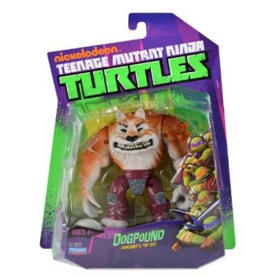 Teenage Mutant Ninja Turtles Dog Pound Action Figure