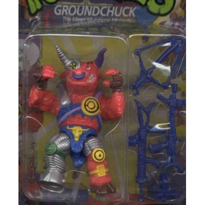 "Teenage Mutant Ninja Turtles ""Groundchuck"" (1991)"