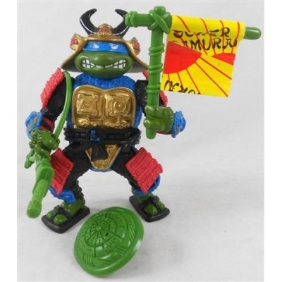 "Teenage Mutant Ninja Turtles ""LEO, the Sewer Samurai"" (1990)"