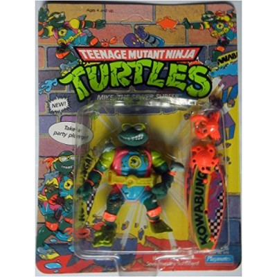 Teenage Mutant Ninja Turtles Mike The Sewer Surfer Figure