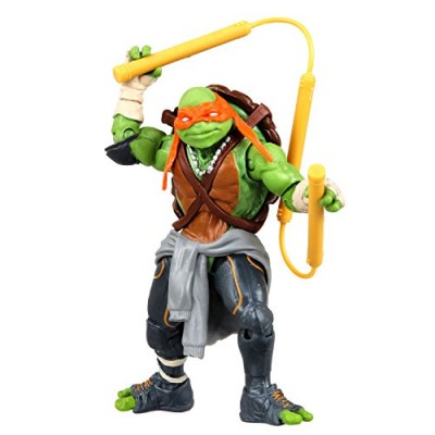 Teenage Mutant Ninja Turtles Movie Michelangelo Basic Figure