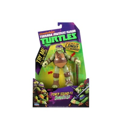Teenage Mutant Ninja Turtles Power Sound FX Donnie
