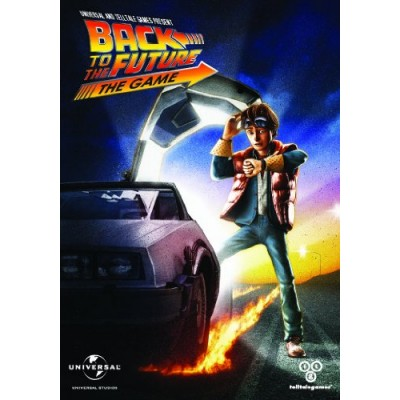Back to the Future: The Game [Online Game Code]