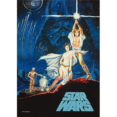 108 Piece Jigsaw Puzzle Star Wars Star Wars Episode Iv - A New Hope ~ (18.2x25.7cm)