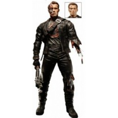 NECA Terminator 2: Judgement Day Series 2 Action Figure T-800 Final Battle