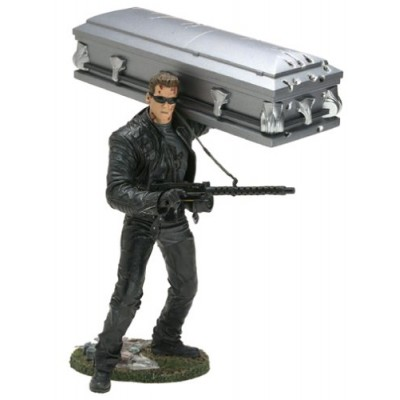 T3: Rise of the Machines > T-850 Terminator with Coffin Action Figure