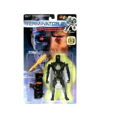 Terminator 2 Endoglow Terminator Action Figure