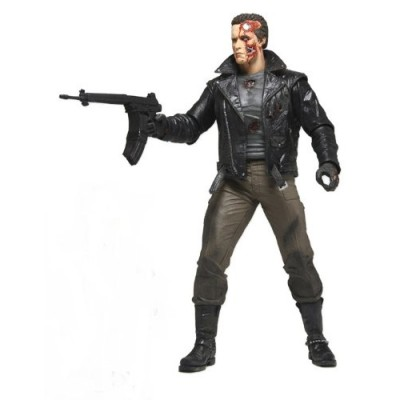 "Terminator 2 T-800 (Tanker Truck) 7"" Action Figure"