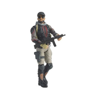 Terminator - 3.75'' Resistance Soldier Barnes