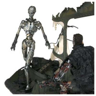 Terminator 3: Rise of The Machines The End Battle Boxed Set