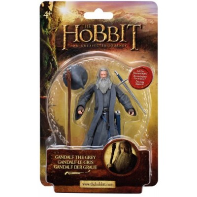The Hobbit Gandalf the Grey An Unexpected Journey 3.75""
