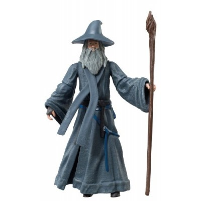 """The Hobbit Gandalf the Grey An Unexpected Journey 3.75"""""""
