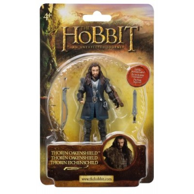 "The Hobbit Thorin Oakenshield An Unexpected Journey 3.75"" Figure"