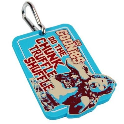 The Goonies 'Do The Chunk Truffle Shuffle' Luggage Tag