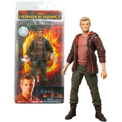 "NECA Year 2012 Movie Series ""The Hunger Games"" 7 Inch Tall Action Figure - CATO"