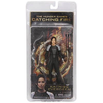 The Hunger Games Catching Fire Movie Katniss Everdeen 7 Inch Action Figure