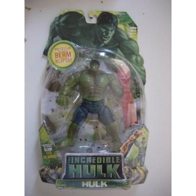 Incredible Hulk Movie Action Figure Hulk