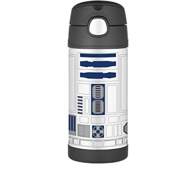 Thermos 12 Ounce Funtainer Bottle, R2D2