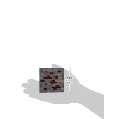 Minecraft Redstone Ore by Think Geek