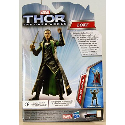 Thor: The Dark World Loki Figure