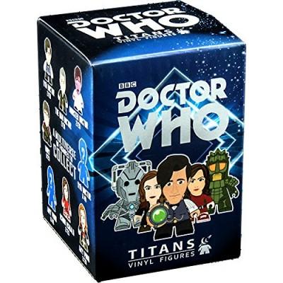 Doctor Who Titans 11th Doctor Series 2 Random Vinyl Figure