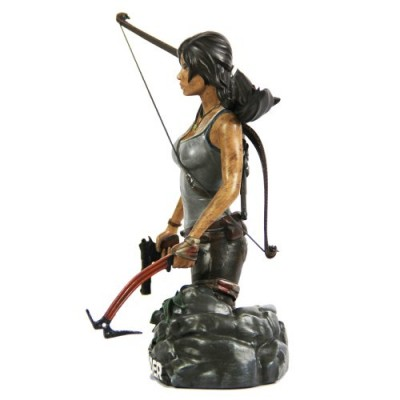 Tomb Raider, Polystone Collectible Bust, Lara Croft, 5 Inches