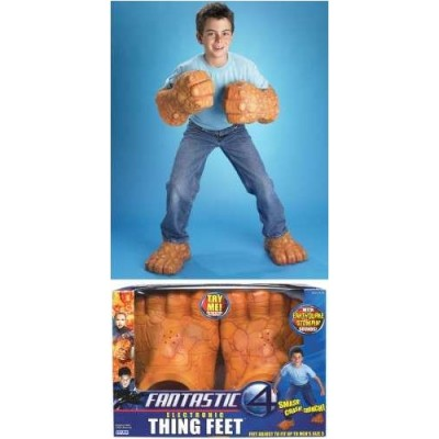 Fantastic 4: Thing Feet