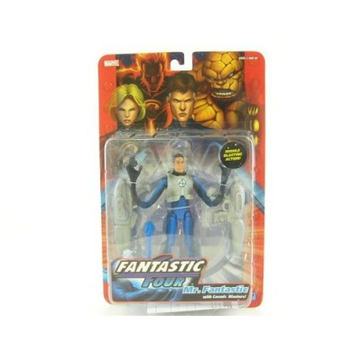 "Fantastic Four 6"" Action Figure: Mr. Fantastic"