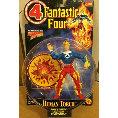 Fantastic Four - Human Torch by Toy Biz