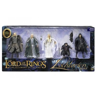 "Lord Of The Rings ROTK ""Lothlorien"" Gift Set Action Figures"