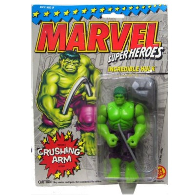 Marvel Superheros Incredible Hulk