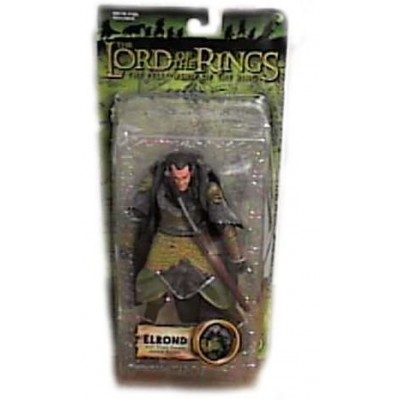 The Lord of the Rings Fellowship of the Ring Trilogy Elrond Action Figure