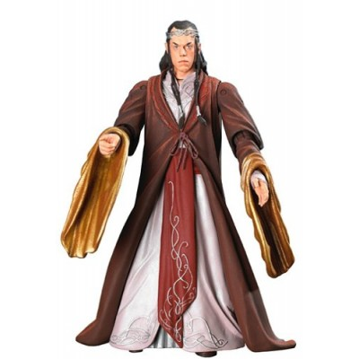 The Lord of the Rings the Fellowship of the Ring Figure Elrond of Rivendell