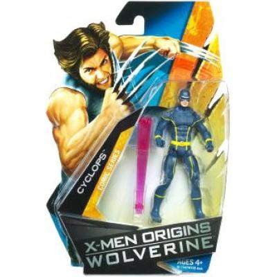 X-Men Origins Wolverine Comic Series 3 3/4 Inch Action Figure Cyclops